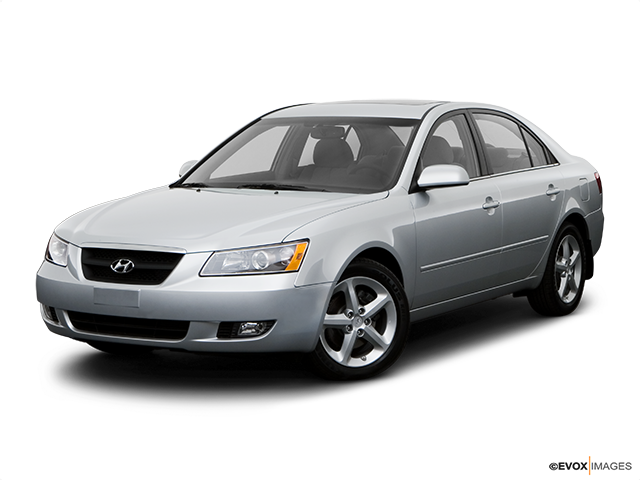 2008 Hyundai Sonata Review