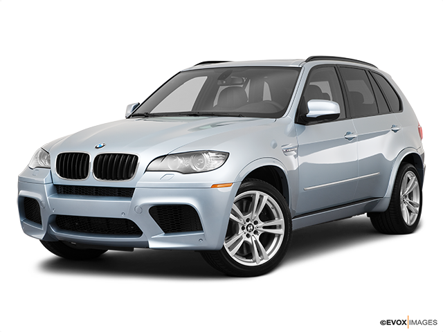 2011 BMW X5 M Review