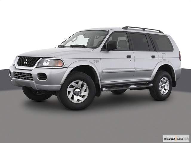 Mitsubishi Montero Sport Reviews