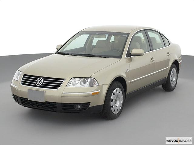 2002 Volkswagen Passat Review