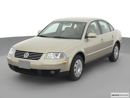 2002 Volkswagen Passat photo