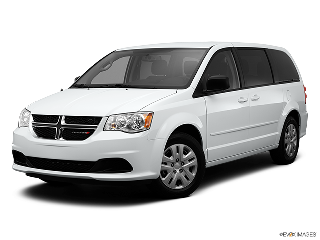 2014 Dodge Grand Caravan Review