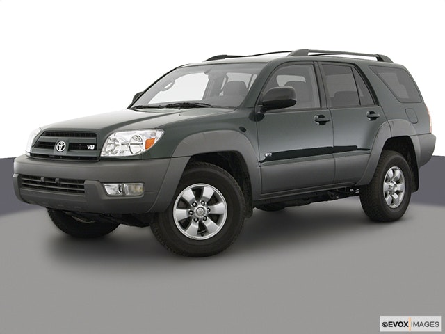 2003 Toyota 4runner Review Carfax Vehicle Research