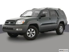 2003 Toyota 4Runner Review