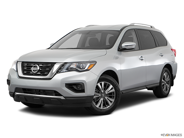 2017 Nissan Pathfinder photo