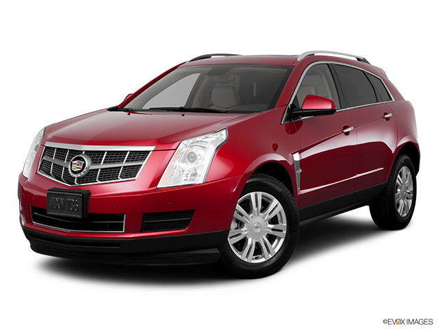 2011 Cadillac SRX Review