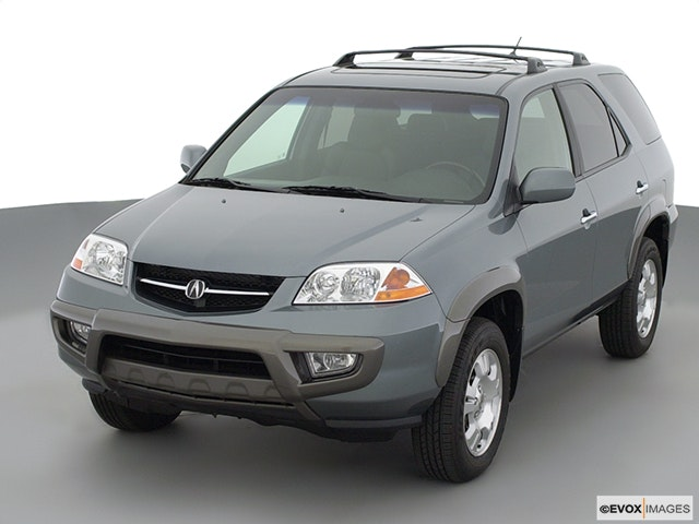 2001 Acura MDX Review