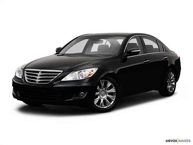 2009 Hyundai Genesis Review