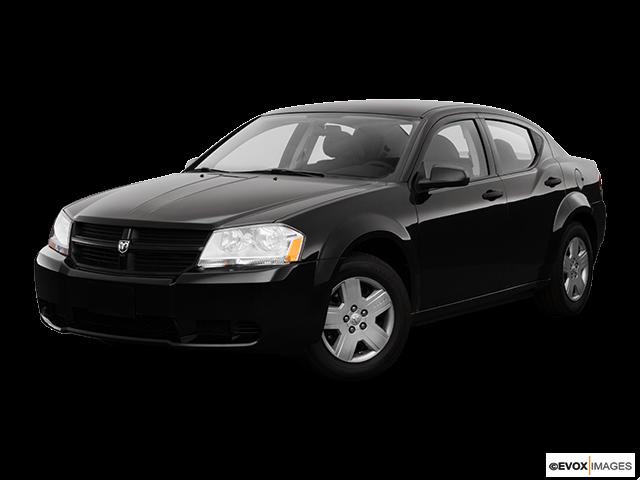 2008 Dodge Avenger Review