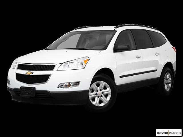 2010 Chevrolet Traverse Review