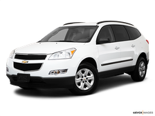 2010 Chevrolet Traverse Review