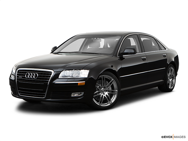 2009 Audi A8 Review