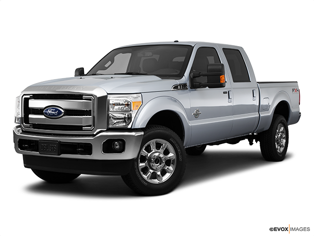 2011 Ford F-350 Super Duty Review