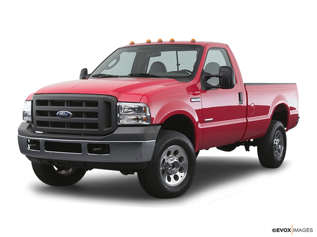 2006 Ford F-350 Super Duty Review
