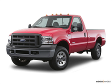 2005 Ford F-350 Review