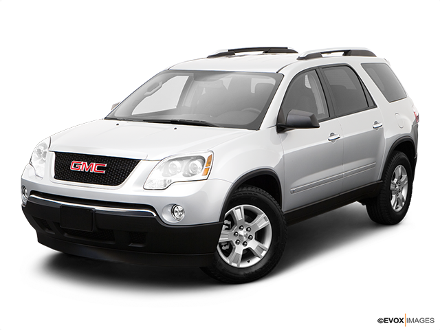 2009 GMC Acadia Review