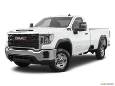 2020 GMC Sierra 2500HD Review