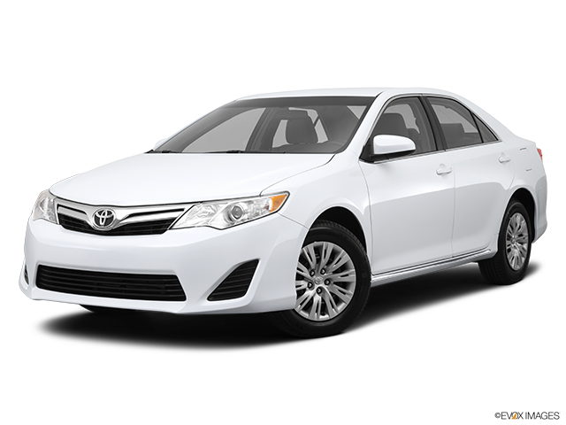 2013 Toyota Camry Review