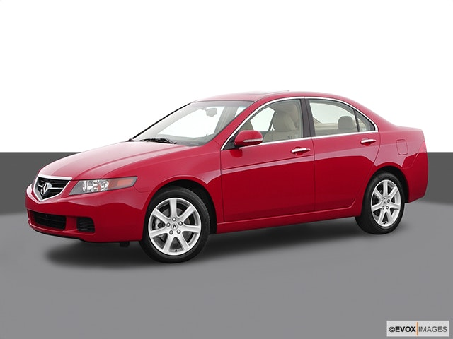 2004 Acura TSX Review