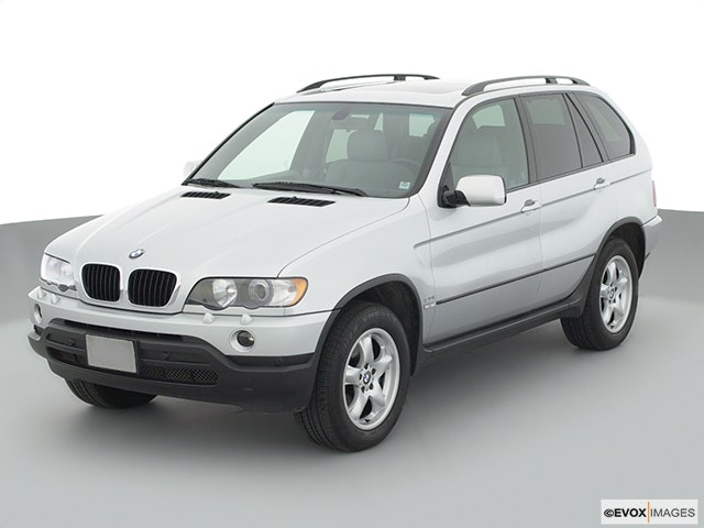2002 BMW X5 Review