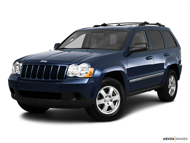 2010 Jeep Grand Cherokee Review