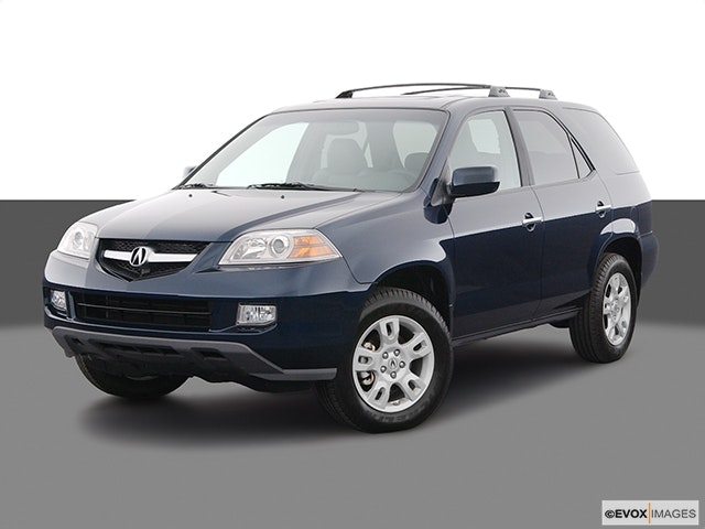 2004 Acura MDX Review