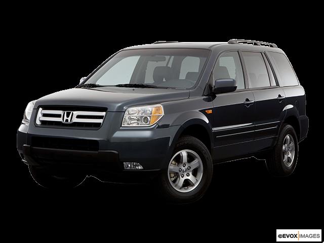 2006 Honda Pilot Review