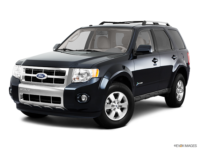 2011 Ford Escape Hybrid Review