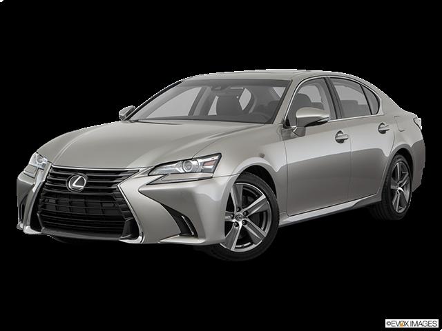 2017 Lexus GS 200t photo