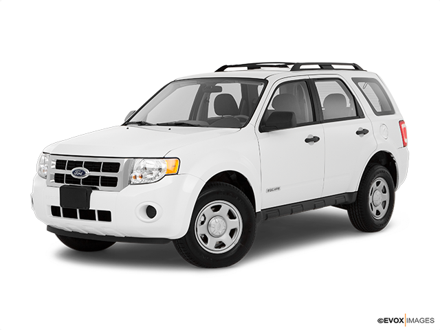 2008 Ford Escape Review