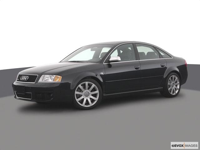 Audi RS6 Reviews