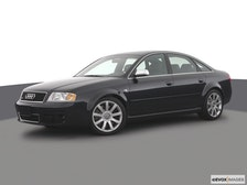 2003 Audi RS6 Review
