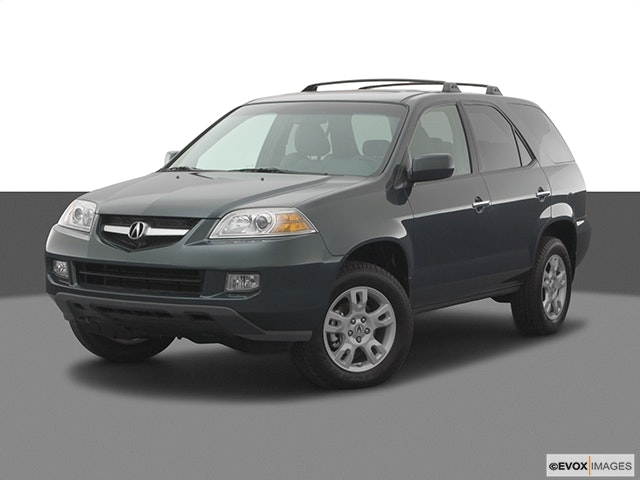 2005 Acura MDX Review