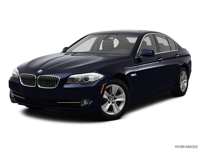 2012 BMW 5 Series Review