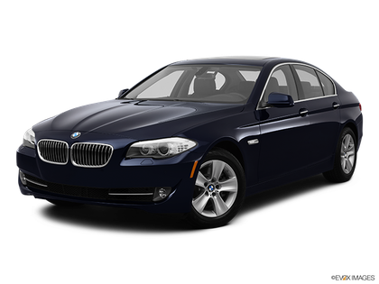 bmw 5 2012 review