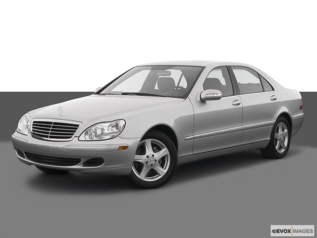2005 Mercedes-Benz S-Class Review