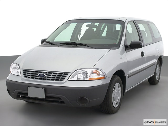 2002 Ford Windstar Review