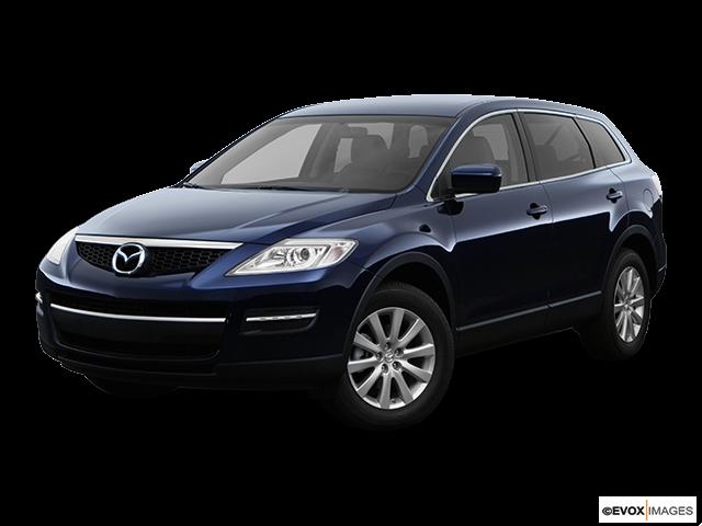2008 Mazda CX-9 Review