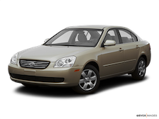 2007 Kia Optima Review