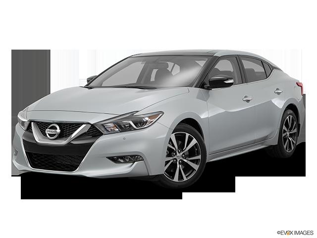 Front Bumper Reinforcement For 2016 Nissan Maxima Aluminum Natural