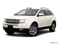 2008 Lincoln MKX Review