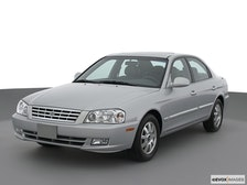 2001 Kia Optima Review