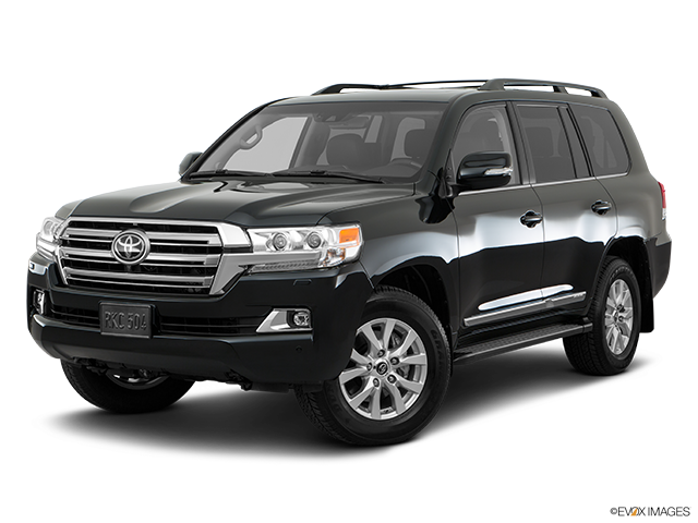 Toyota Land Cruiser Reviews
