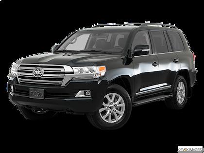 2017 Toyota Land Cruiser photo