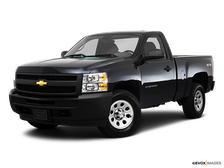 2010 Chevrolet Silverado 1500 Review
