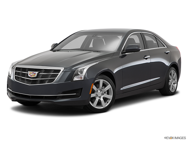2015 Cadillac ATS Review