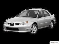 Subaru, Impreza, 2001-2007