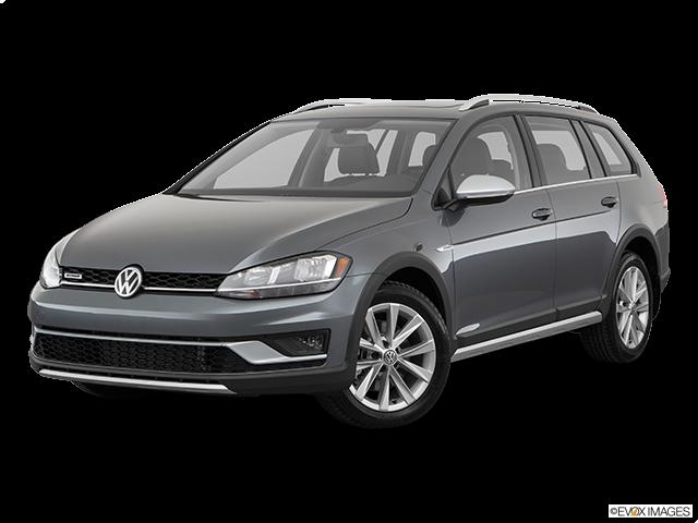 2018 Volkswagen Golf Alltrack Review