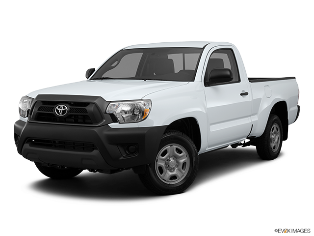 2013 Toyota Tacoma Review