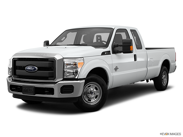 2015 Ford F-350 Super Duty Review